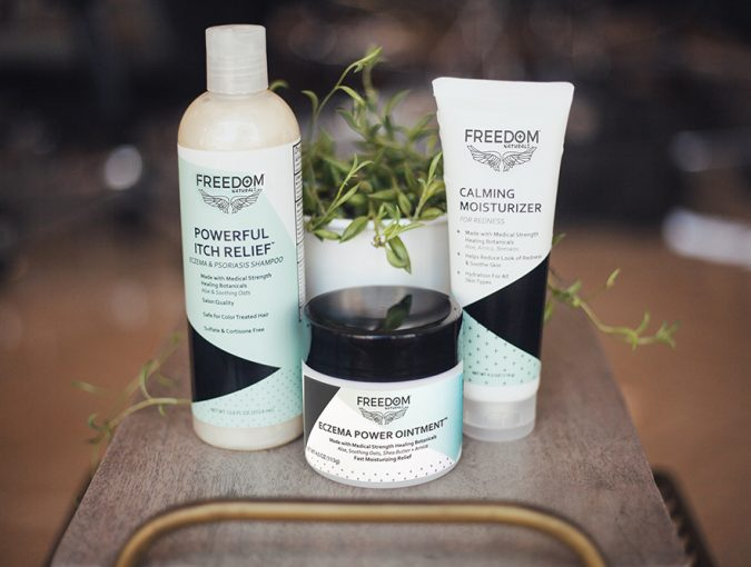 FREEDOM Naturals First Aid group